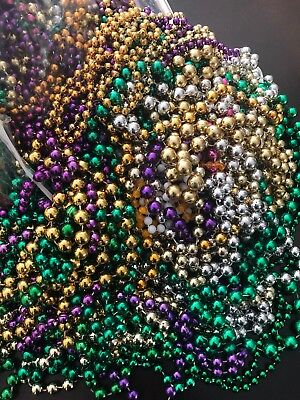 Authentic Mardis Gras Beads 15 Pounds