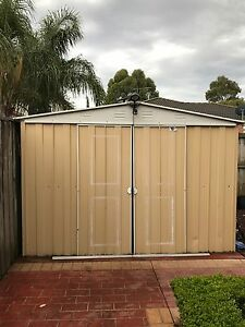 2.8 - 2.8 square aluminium shed South Morang Whittlesea Area Preview