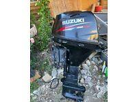 Suzuki DF30 EFI Four Stroke Portable Outboard Marine Engine