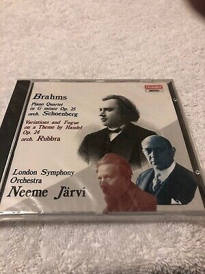 Johannes Brahms: Piano Quartet in G Minor, Op. 25; Variations and Fugue