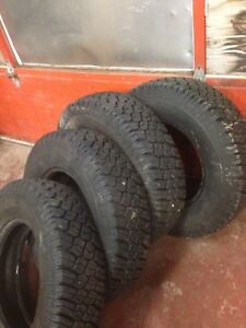 bfgoodrich commercial ta traction lt215/85r16 m&s