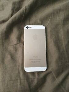 Urgent!!! Good condition gold iphone 5s 16gb