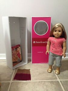 American Girl retired girl of the year 2014 Isabelle