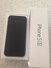 Apple iPhone 5s, 32GB Space Grey Langwarrin Frankston Area Preview