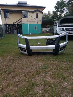 Bull bar for ford ranger px