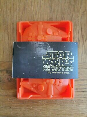 STAR WARS millennium falcon ice tray chocolate mould silicone mold