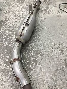 2008 evo x catalytic converter