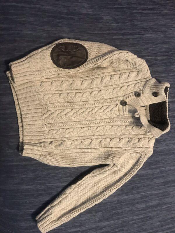 Size 5 Toddler Gap Henley Sweater