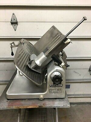 Hobart 1812 Manual Meat Cheese Deli Restaurant  Slicer
