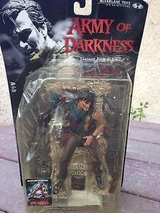 Army of Darkness Ash, McFarlane Toys, New in Package