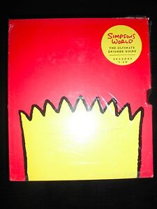 The Simpson's Ultimate Episode Guide, Seasons 1-20  NEW, Collectible, Sealed!