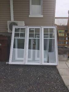 Fenêtre à vendre usagée