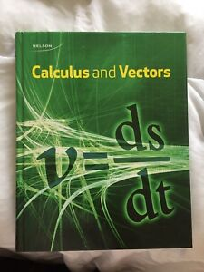Calculus and vectors