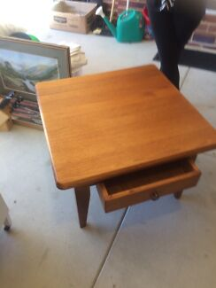 Side Table  with draw Canning Vale Canning Area Preview