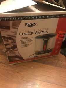 Heat n serve cooker warmer