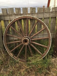 Mint Wagon wheel for sale $150