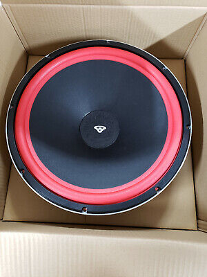 "NEW 8/"" Subwoofer Replacement Speakers.8Ohm.Die Cast Woofers.PAIR.8-1//4 frame 2"