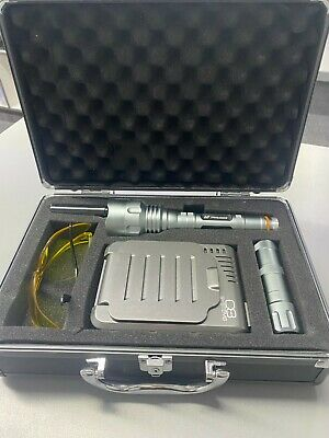 Hydro-force Ax174kit 3 X 3w Uv Light Kit 3 Batteries Wcharger Glasses