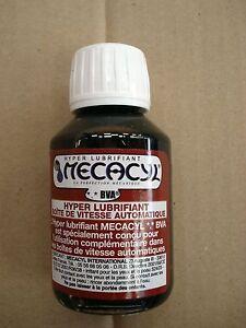 mecacyl bva 100 ml pour boite de vitesse automatique ebay. Black Bedroom Furniture Sets. Home Design Ideas
