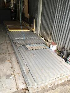 Corrugated Iron- used roofing sheets, various sizes Moorooka Brisbane South West Preview