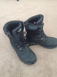 The Northface winter boots, size 12