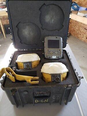 Trimblecat Gcs 900 Machine Control System Sv170 Display Ms980