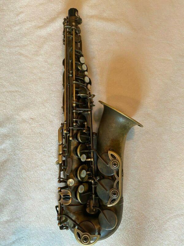 Selmer Paris Reference 54 Alto Saxophone (Fresh Overhaul!)