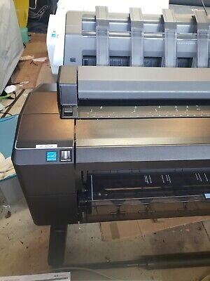 Wide Format Printer Plottercopier Scanner Hp Color Designjet T2500