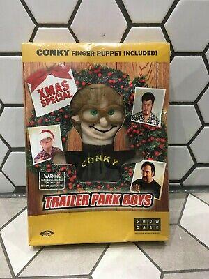 Trailer Park Boys Christmas Special SEALED NEW DVD Box Set Xmas Conky Finger Pup ()