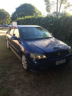 2004 Holden Astra Hatchback Subiaco Subiaco Area Preview