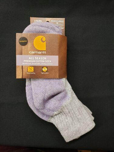 Carhartt All Season Premium Cotton Socks Women