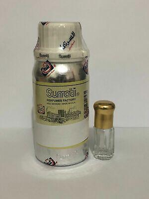 ALF ZAHRA  By Surrati 100g Attar Perfume Oil Alcohol Free Sealed UK Seller