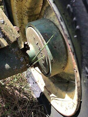 John Deere 640 Hay Rake Drive Wheel Hub Cast G594e Gear Drum