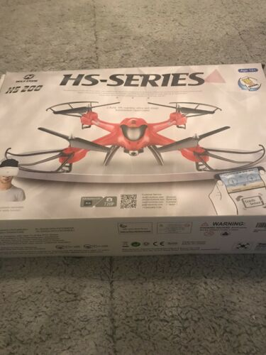 Used Once Inside Holy Stone HS200 FPV Drone HD Camera WiFi 2.4G RC Spare Battery