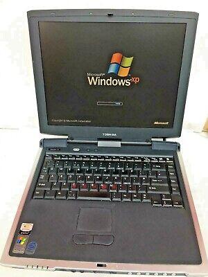Toshiba Satellite SP2100 Laptop Windows XP PS210E-005ES-EN notebook