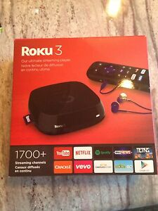Roku 3 for sale