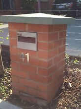 Red Brick Mailbox (two chap lift) Campbell North Canberra Preview