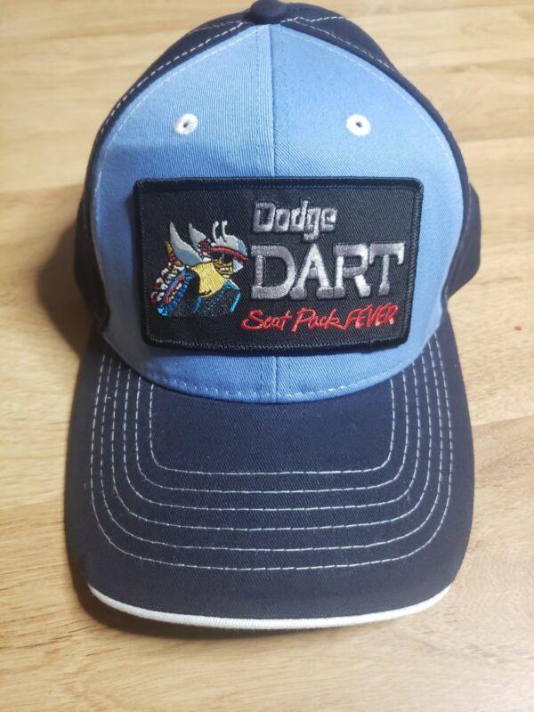 Dodge Dart Scat Pack Fever Hat mopar cap