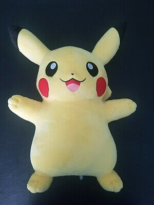 Pikachu  Large Plush Collectible - Official Pokemon Center