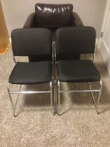 2 Brand New Comfy Chairs