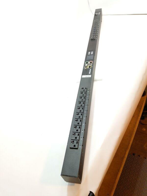 Raritan Dominion PX PX3-5407V PDU 1900 VA PX3-5407V Intelligent PDU -QTY:
