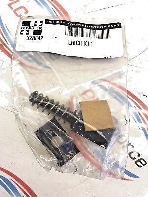 Hyster 328647 Forklift Fork Pin Kit Fork Lock