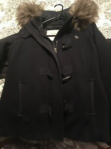 Abercrombie and Fitch winter coat