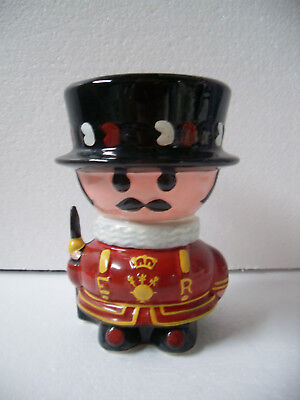 Toy Soldier British Palace Guard Coin Bank