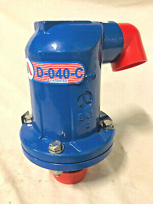 ARI D-040-C Automatic Air Pressure Release Vacuum Valve 2 Inch Heavy Duty