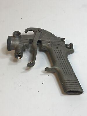 Vintage Binks Model Number 9 Paint Spray Gun Handle Parts Only Read Description