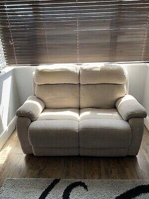 2 Seater Sofa Automatic Recliner - DFS - Newbury