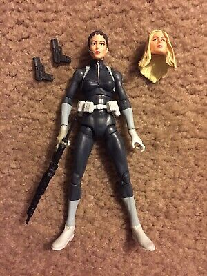 Hasbro Marvel Legends Toys R Us Exclusive Maria Hill 2 Pack Figure