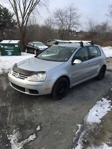 2007 VW Rabbit