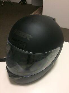BARGAIN M2R Matt black helmet brand new